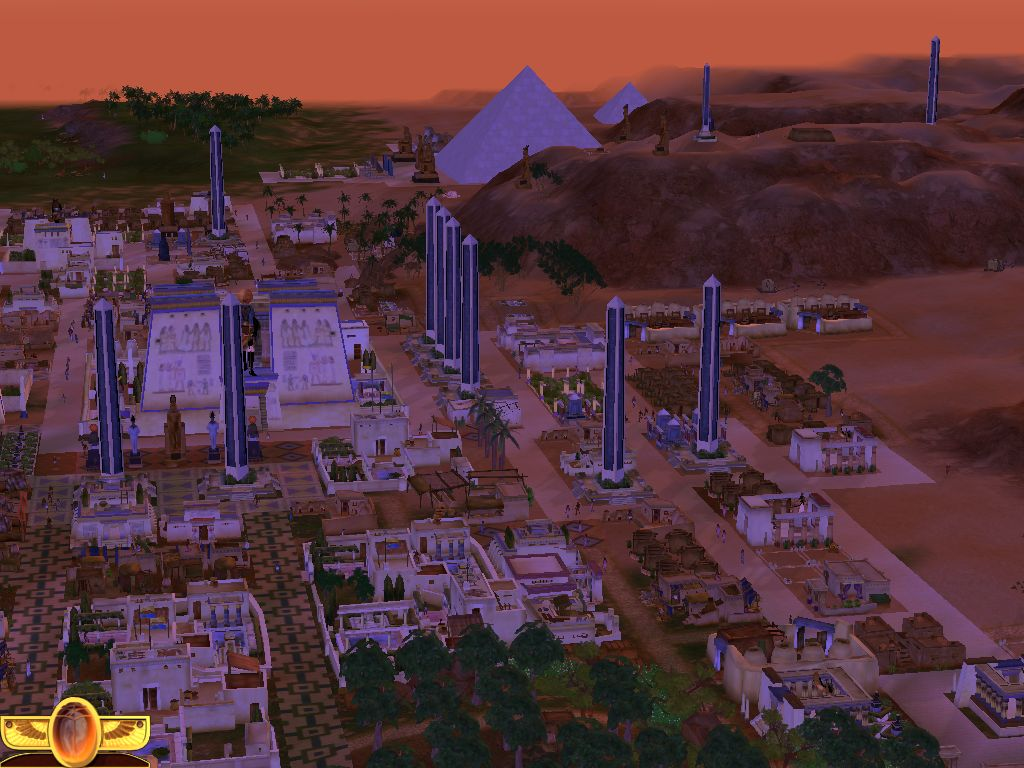 City Builders and you: Children of the Nile
