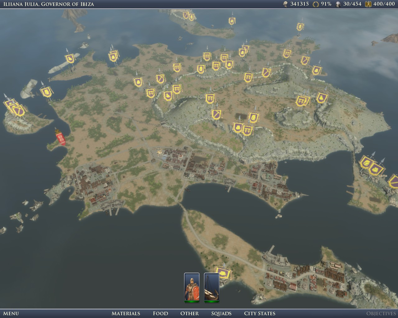 City Builders and you: Grand Ages Rome – The Balfour Institute of