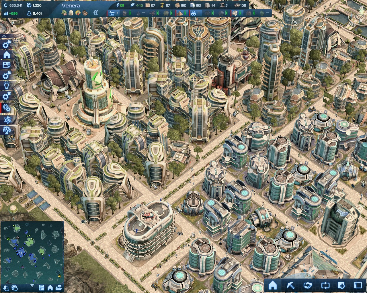 City builders and you: Anno 2070.