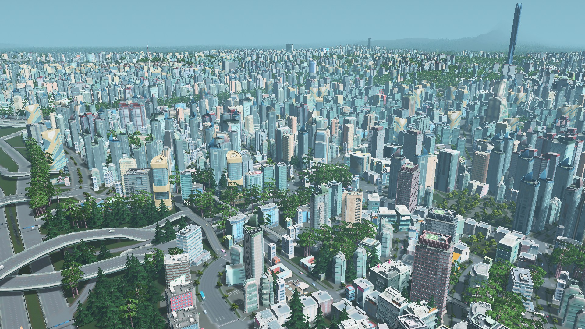 Citybuilders and you: Cities Skylines