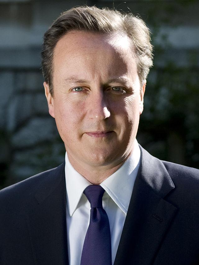David Cameron won!
